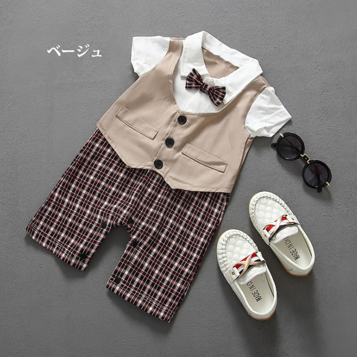 Dress shop GOLDBUNNY | Rakuten Global Market: Boy suit baby suit ...