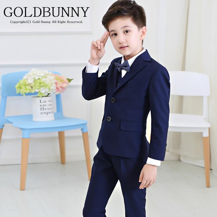 Dress Shop Goldbunny Graduation Ceremony Suit Five Points Set Suit