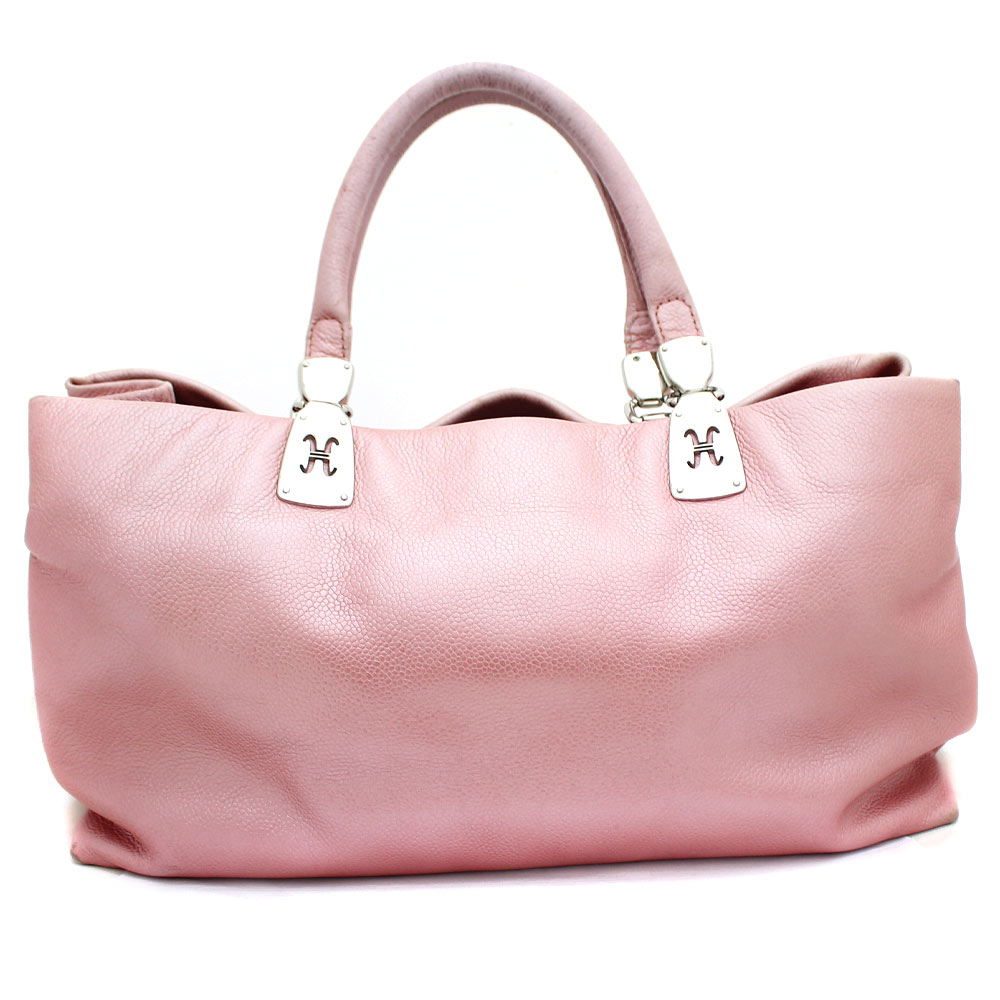 ca82ad81db ITEM SPEC. Management No. xx-09521-yg. Brand name, COLE HAAN [Cole Haan].  Brand name, Logo handbag. Object, Lady's. Color, Pink. Material, Leather