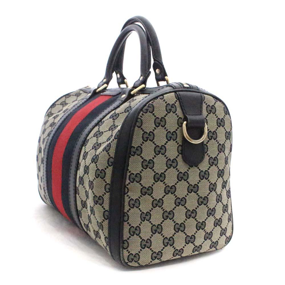 9a1a149ac ITEM SPEC. Management No. nb-00390-ym. Brand name, GUCCI [Gucci]. Brand  name, 2way mini-Boston sherry Boston bag