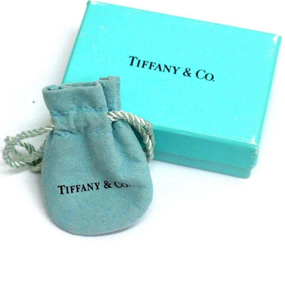 ca0d6c2cc Gold Eco: TIFFANY&Co. Tiffany Small cross necklace Lady's silver ...