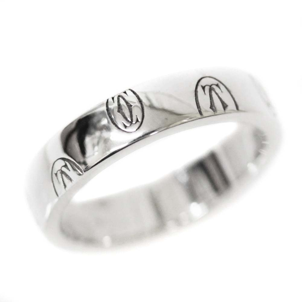 cartier ring 750 48