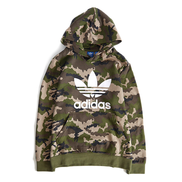 sweat camouflage adidas homme