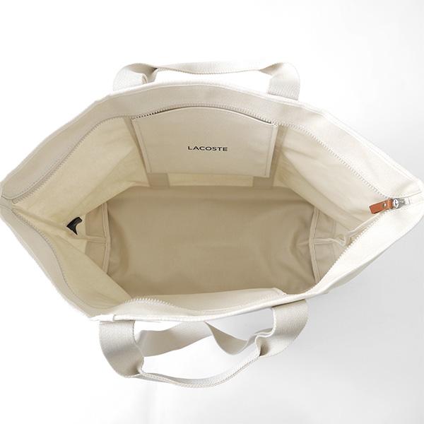 c853078407 Golden State  LACOSTE Lacoste canvas tote bag shoulder bag