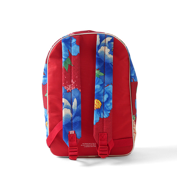 3bd87025ac adidas originals Adidas originals collaboration floral design backpack  BK7035 The Farm Company flower red rucksack (men s Lady s)
