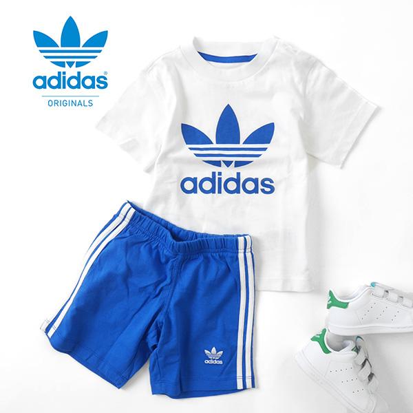 adidas t shirt and shorts