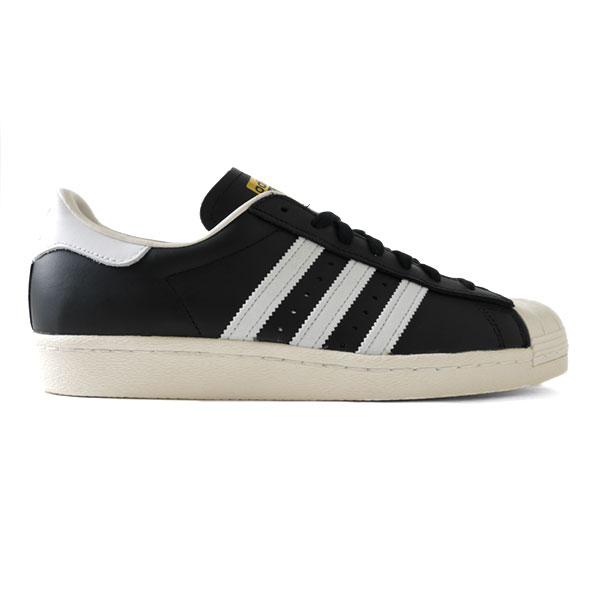check out fb017 c7461 adidas Adidas superstar 80s SUPERSTAR sneakers shoes originals white black  (men's Lady's)
