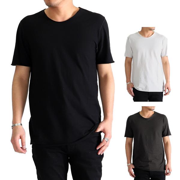 GIORGIO BRATO ジョルジオブラット ラウンドネック Tシャツ TX602 (メンズ)