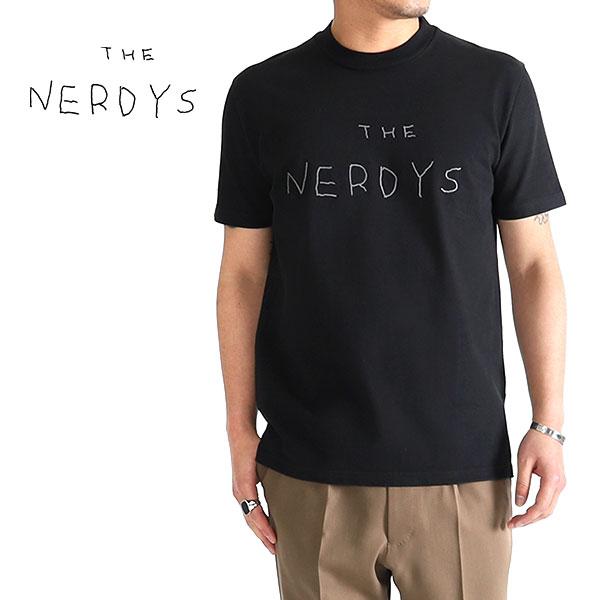 THE NERDYS ナーディーズ Tシャツ TND-C01 クルーネック 半袖 (メンズ)
