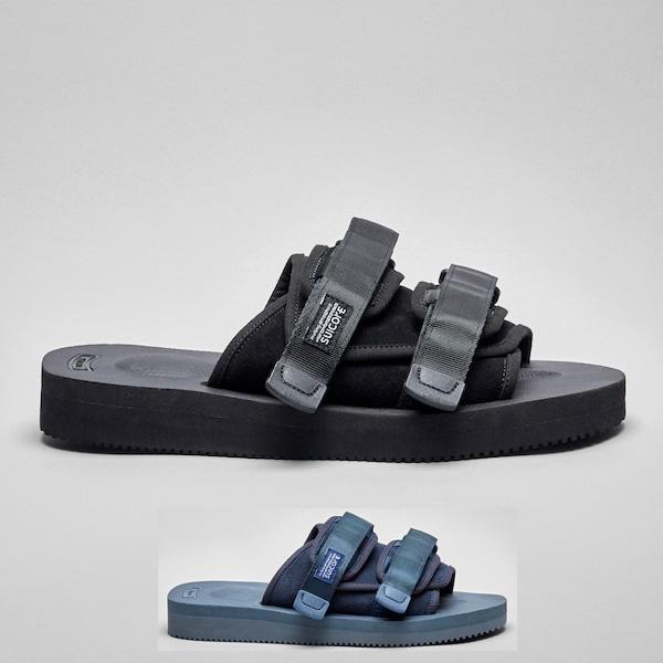 27f858439ab Golden State  SUICOKE Sui cook MOTO slide sandals vibram Vibram ...