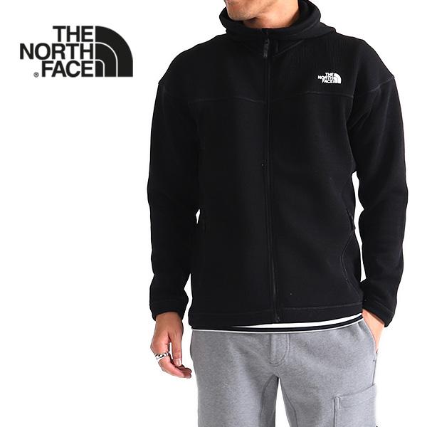 THE NORTH FACE ノースフェイス マウンテンテックセーター フーディー NT61809 ジップパーカー (メンズ)