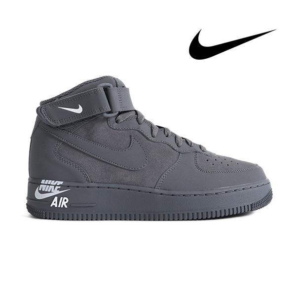 NIKE Nike air force 1 mid AIR FORCE 1 MID '07 315,123 048 sneakers shoes (men's)