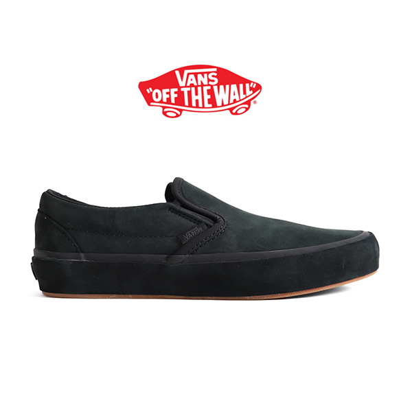 4e641ca5ef Golden State  VANS vans suede slip-ons Classic Slip-On Wrp leather ...
