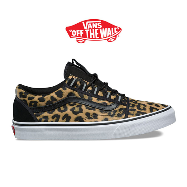 Golden State | Rakuten Global Market: All VANS vans Leo soft-headed doh DOS cool ghillie Old Skool Ghillie leopard pattern sneakers shoes (men's Lady's)