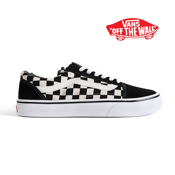 01a4ac04e34ee9 Golden State  Japan-limited model VANS vans checker old school light ...