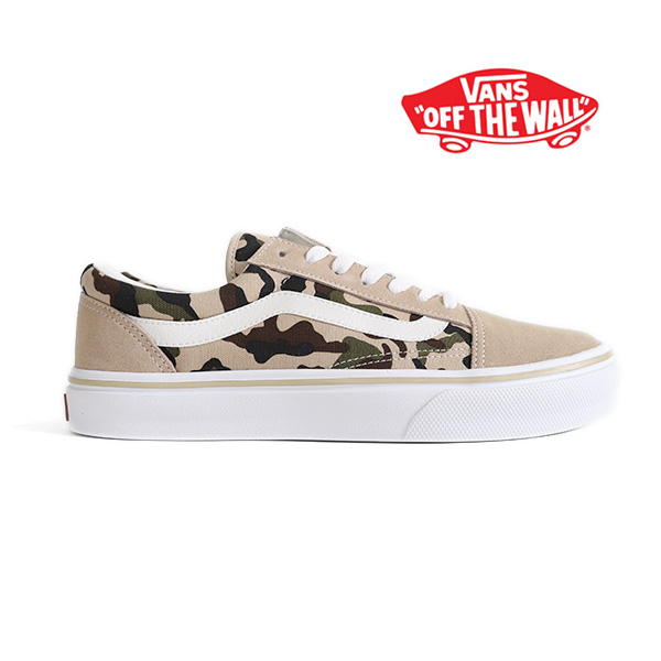 7c8d4a11de Golden State  Japan-limited model VANS vans camouflage old school ...