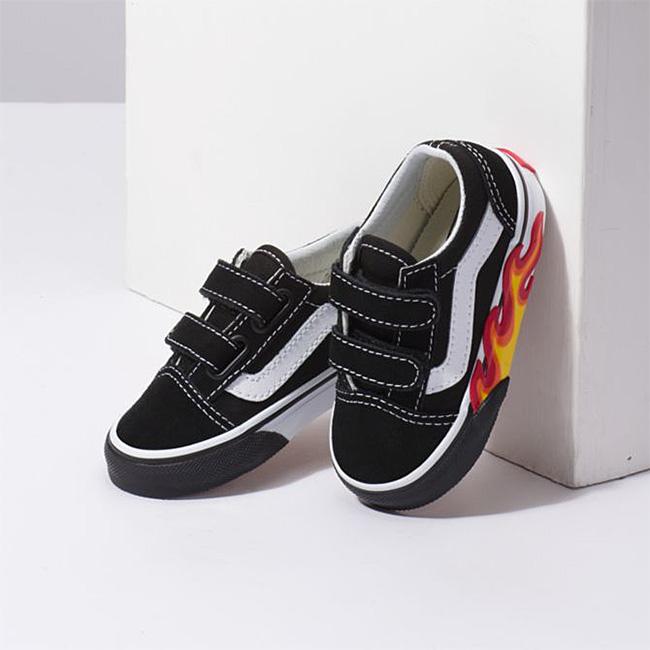 fire vans shoes