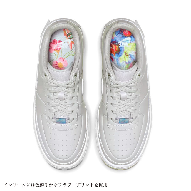 new york c3d9b fe68a ... NIKE Nike air force 1 JESTER XX print AV2461 sneakers shoes (Lady s) ...