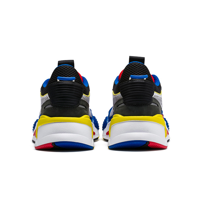 bdbe63911477 369449 limited model PUMA Puma RS-X TOYS toys sneakers shoes multicolored  (men s Lady s)