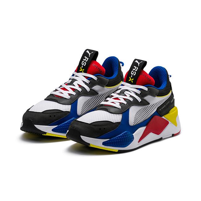 369449 limited model PUMA Puma RS X TOYS toys sneakers shoes multicolored (men's Lady's)