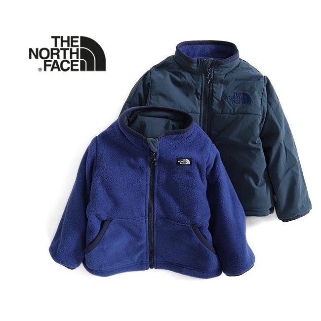 【クーポン対象外】THE NORTH FACE ザ ノースフェイス バスクジャケット NYB81812 フリージャケット ギフト プレゼント (ベビー)