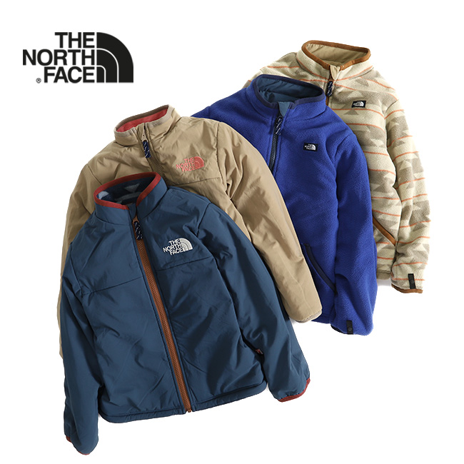 THE NORTH FACE ザ ノースフェイス バスクジャケット NYJ81812 フリージャケット ギフト プレゼント (キッズ)