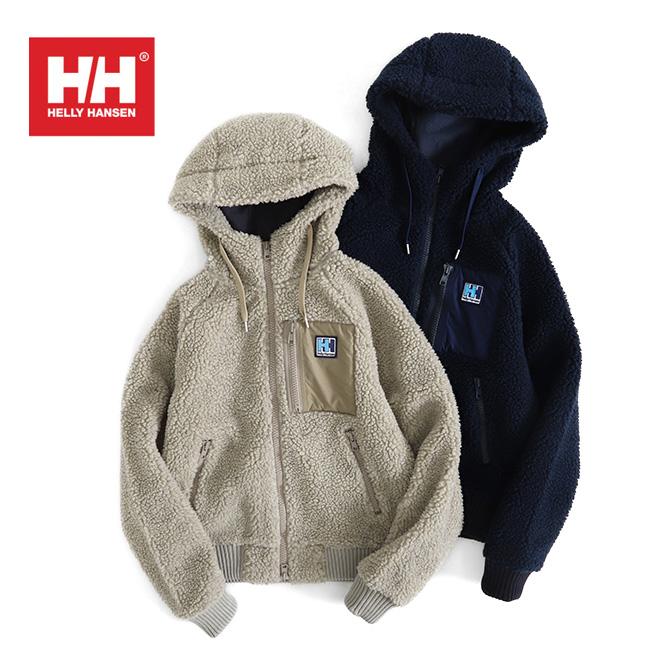 HELLY HANSEN ヘリーハンセン フード付き ファイバーパイルサーモフーディー HOE51964 フリース ジャケット (メンズ レディース)