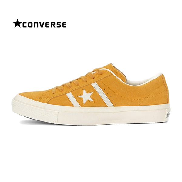Converse Converse star & Byrds suede team color STAR&BARS sneakers shoes (men's Lady's)