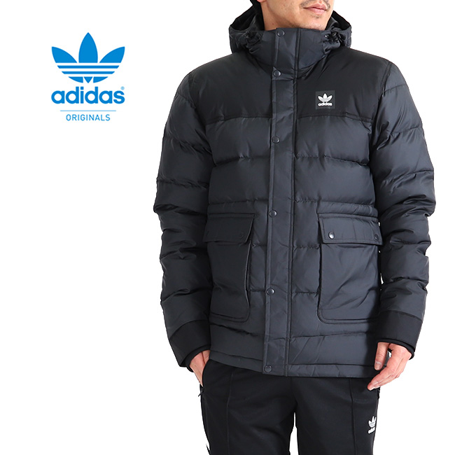 Down jacket DH3876 Lipps top down coat (men's) with the adidas Adidas originals food