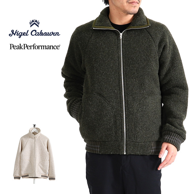 0283c23348df Golden State  Nigel Cabourn X Peak Performance Nigel Kay Bonn peak ...