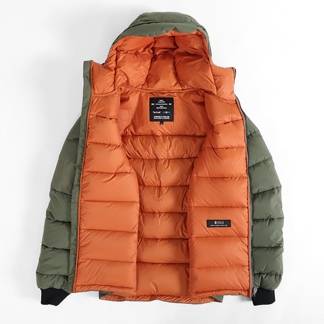 e5767f0f32ce With the Nigel Cabourn X Peak Performance Nigel Kay Bonn peak performance  collaboration down jacket 80372330010 food (men s)