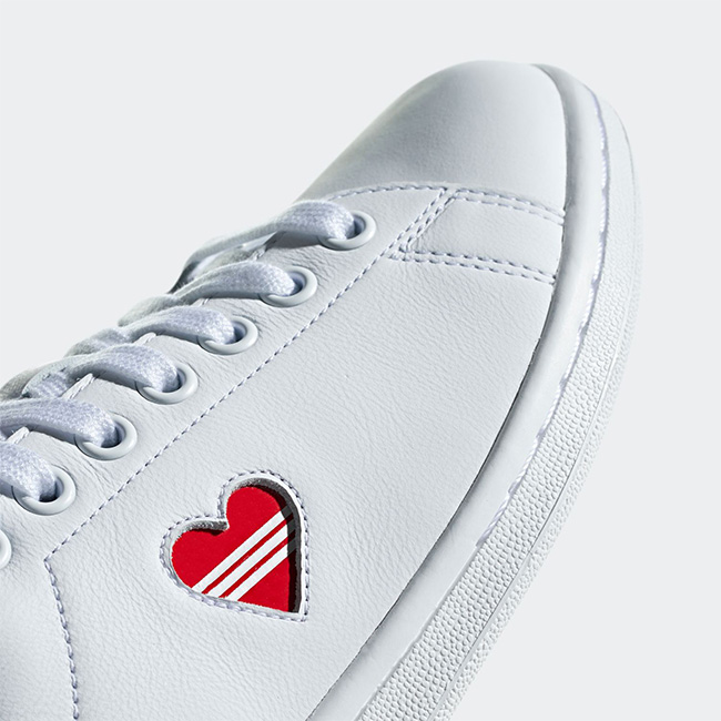 7e31a54e4329 Golden State  adidas Adidas originals heart logo Stan Smith G27893 ...