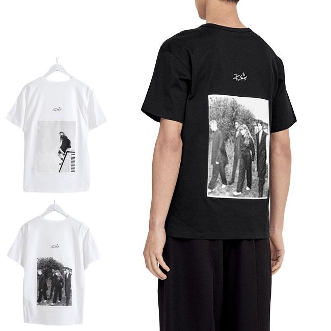 th.ティーエイチ TARO HORIUCHI タロウ ホリウチ フォトアート Tシャツ T05-M111 半袖Tシャツ (メンズ)
