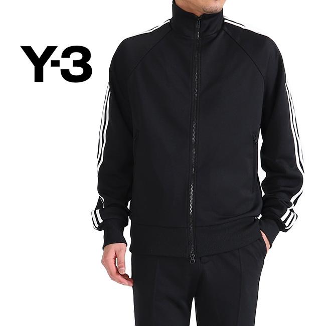 Y-3 ワイスリー 3ライン トラックジャケット DY7288 Yohji Yamamoto ヨウジヤマモト ジャージ (メンズ)