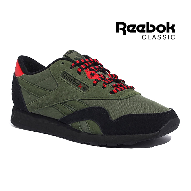 7212f4b82e Kaela Kimura X Reebok Reebok collaboration CL classical music nylon  sneakers DV7317 shoes (men's Lady's)