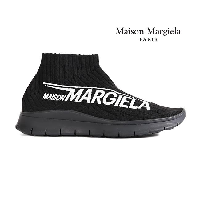 [TIME SALE] Maison Margiela メゾンマルジェラ ダーティ トリートメント ロー トップ ソック ランナーズ ニット ソックスニーカー シューズ メンズ