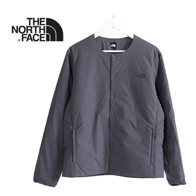 THE NORTH FACE ザ ノースフェイス ベントリック ゼファーカーディガン インナーダウン NY31961 ノーカラージャケット (メンズ)