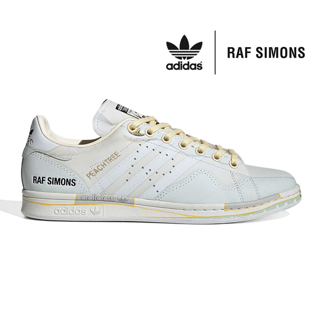 free delivery brand new new specials adidas by RAF SIMONS Adidas rough Simmons Stan Smith RS PEACH STAN EE7952  PEACHTREE sneakers shoes (men's)