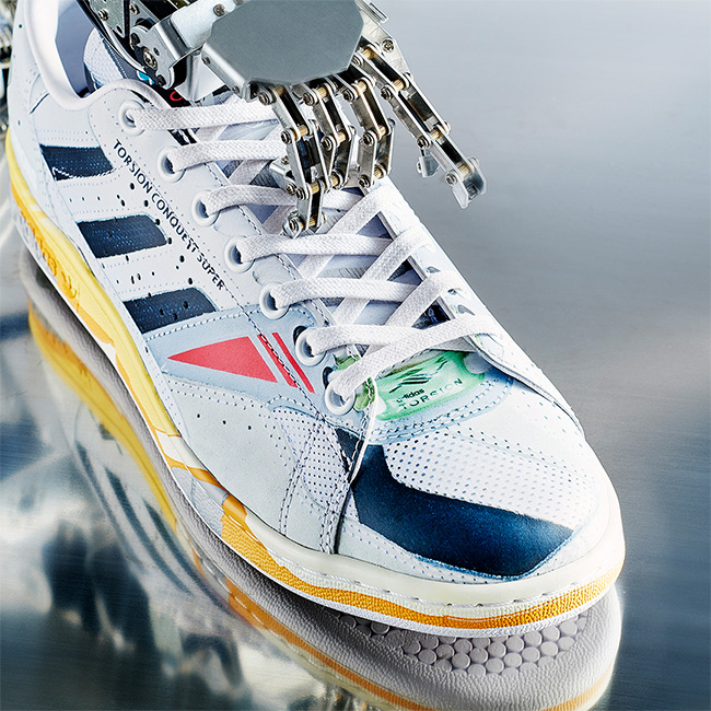 adidas by RAF SIMONS Adidas rough Simmons Stan Smith RS TORSION STAN EE7953 sneakers shoes (men's)