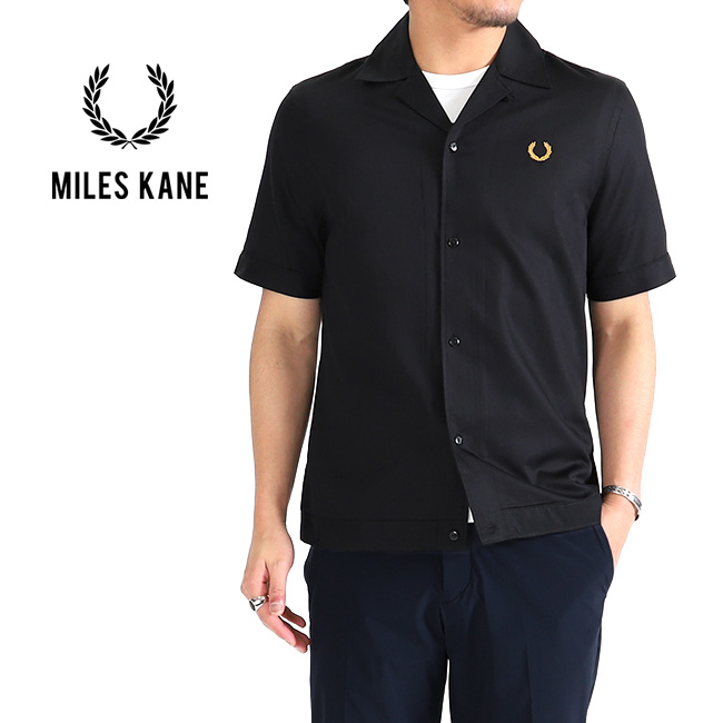 b6e17e54c Golden State  Fred Perry X Miles Kane Fred Perry miles Kane open ...