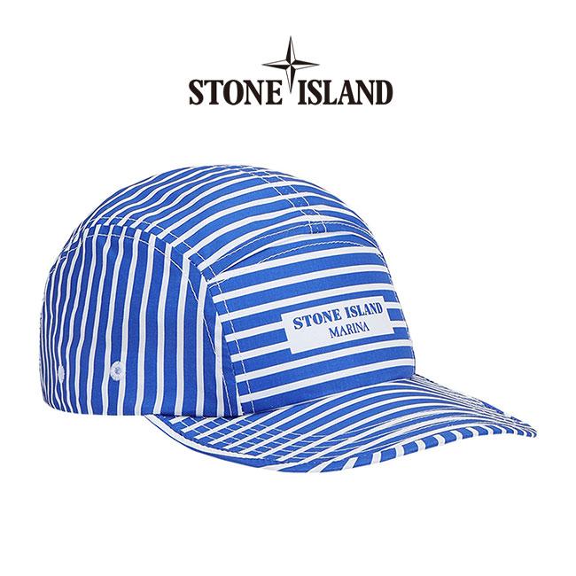 STONE ISLAND ストーンアイランド 5パネル キャップ 7015993XC 帽子 (メンズ)