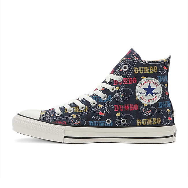 Converse Converse all stars Disney Dumbo PT HI sneakers shoes collaboration (men's Lady's)