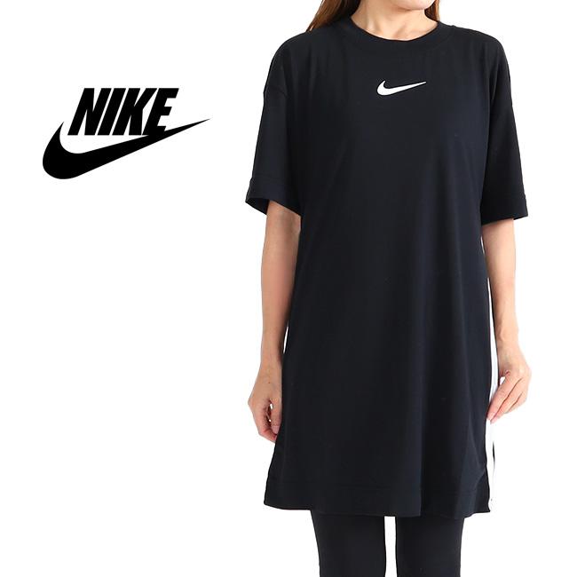 nike shirt dress