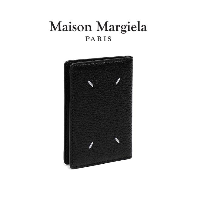 Maison Margiela メゾンマルジェラ レザー カードケース S55UI0203 名刺入れ 財布 ギフト プレゼント