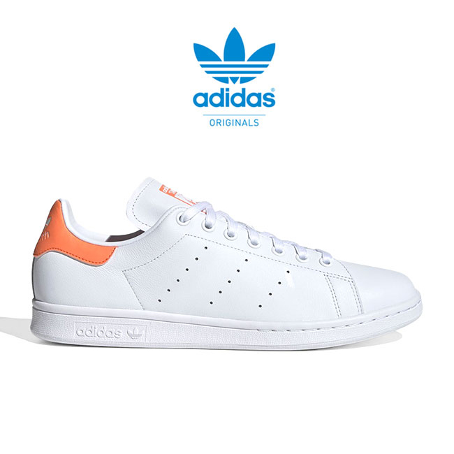 adidas Adidas originals pastel Stan Smith STAN SMITH leather sneakers shoes (men's Lady's)
