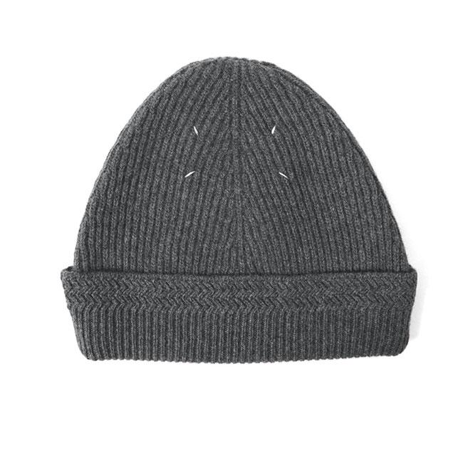 Maison Malgiera メゾンマルジェラ 7GG ニットキャップ S50TC0022 S16825 ビーニー ニット帽 帽子 (メンズ レディース)