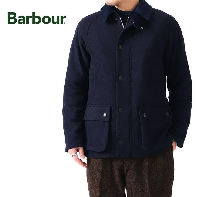 Barbour バブアー ビデイル SL ウールニットフランネル SMB0176 ウールジャケット (メンズ)