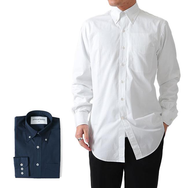 APPLE TREES アップルツリーズ カジュアルシャツ CASUAL SHIRT ドレスシャツ 長袖シャツ (メンズ)