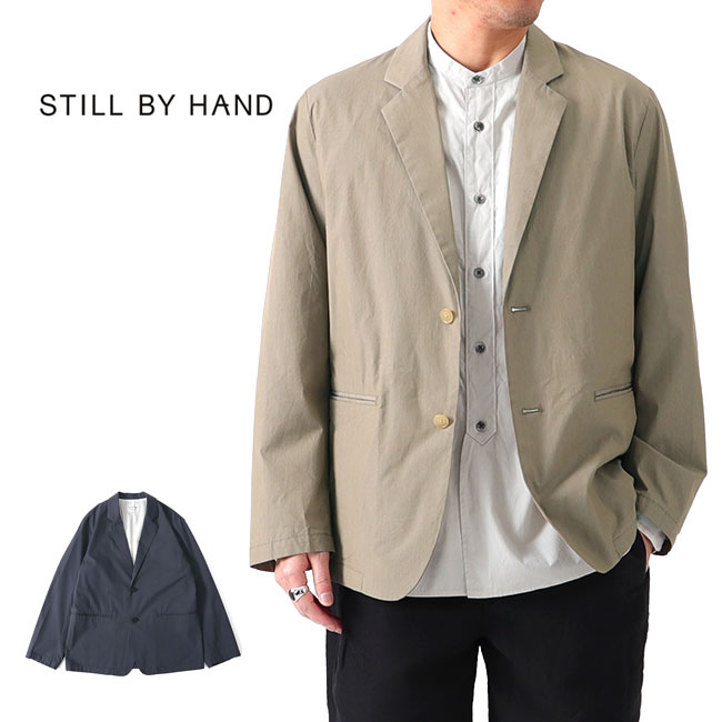Still by Hand スティルバイハンド テーラードジャケット JK02201 ブレザー (メンズ)
