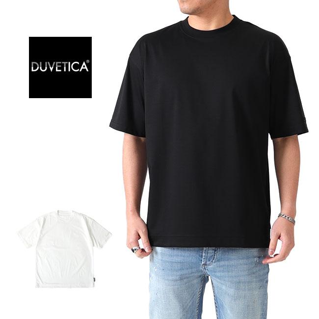 DUVETICA デュベティカ ハイテクコットン Tシャツ GIUDECCA sei 半袖Tシャツ (メンズ)